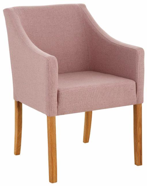 Nowoczesny, wygodny i zgrabny fotel