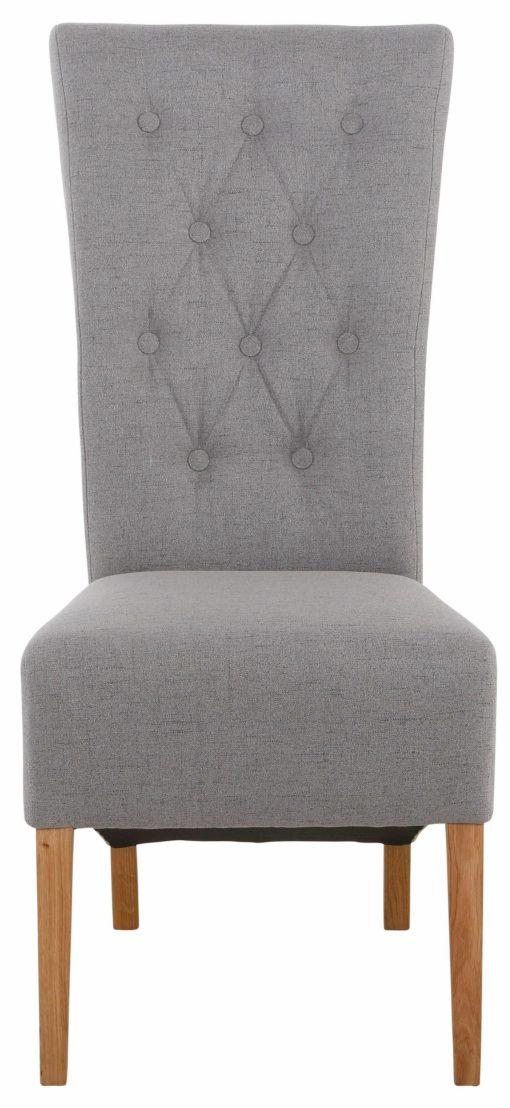 Eleganckie, zgrabne i niespotykane krzesła - 2 szt