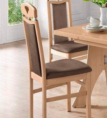 Ponadczasowe, eleganckie krzesła - zestaw 6 sztuk