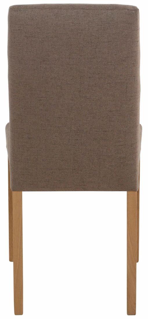 Zestaw sześciu klasycznych krzeseł tapicerowanych