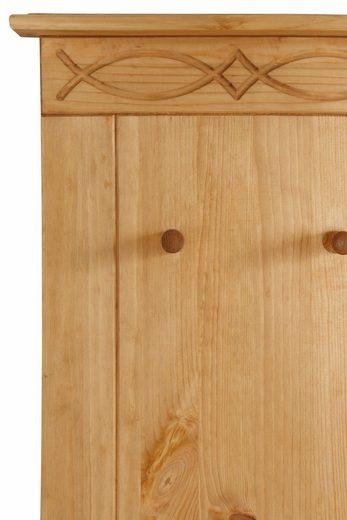Zestaw mebli do przedpokoju panel + lustro