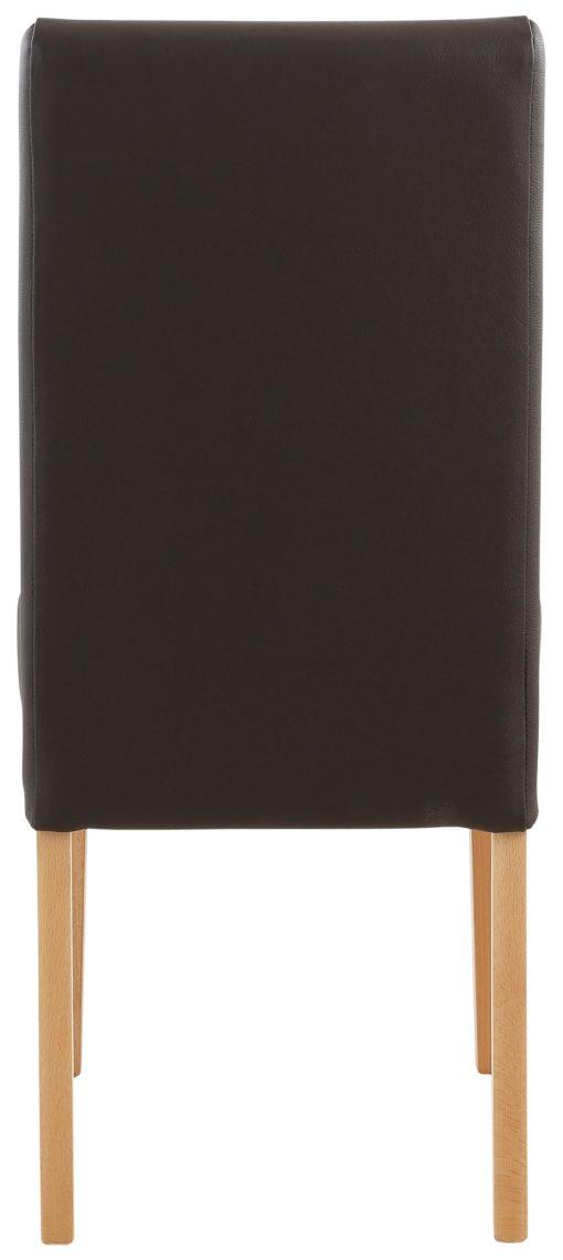 Wysokiej jakości, wygodne krzesła tapicerowane sztuczną skórą