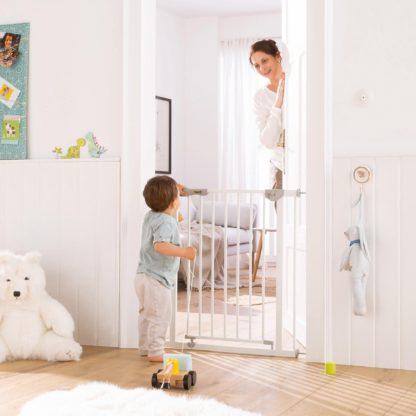 Barierka zabezpieczająca dla dzieci np. na schody