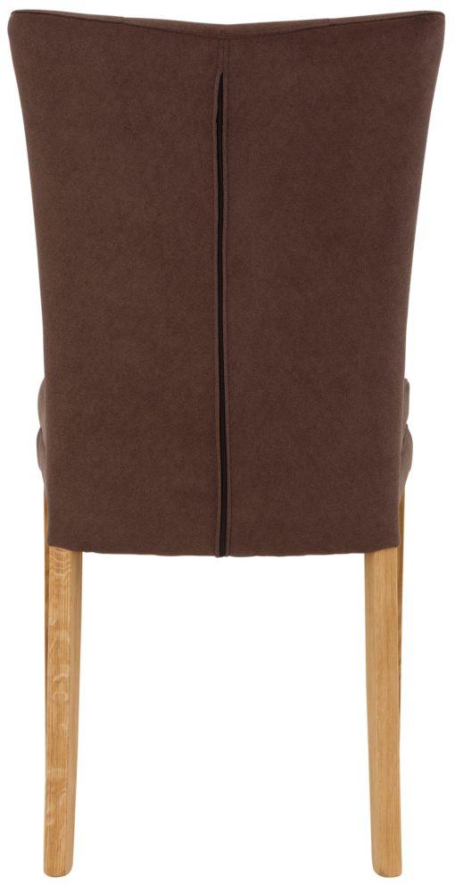 Ponadczasowo eleganckie, proste krzesła tapicerowane