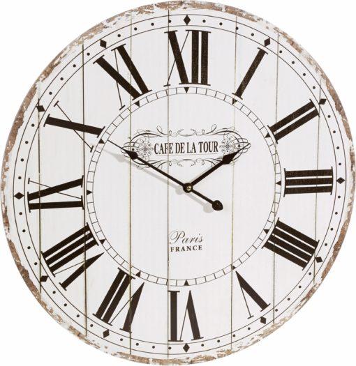 Zegar ścienny w stylu vintage