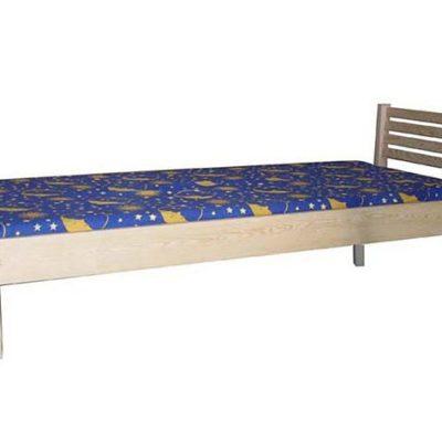 Drewniany zagłówek do łóżka