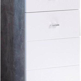 Stojąca szafka łazienkowa bel+beton