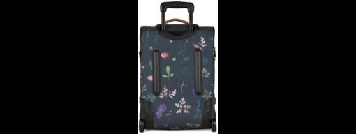 Miękka torba podróżna na kółkach