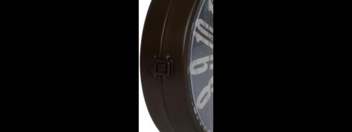 Wiszący zegar w stylu retro