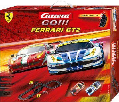 Tor wyścigowy »Ferrari GT2« z pętlą