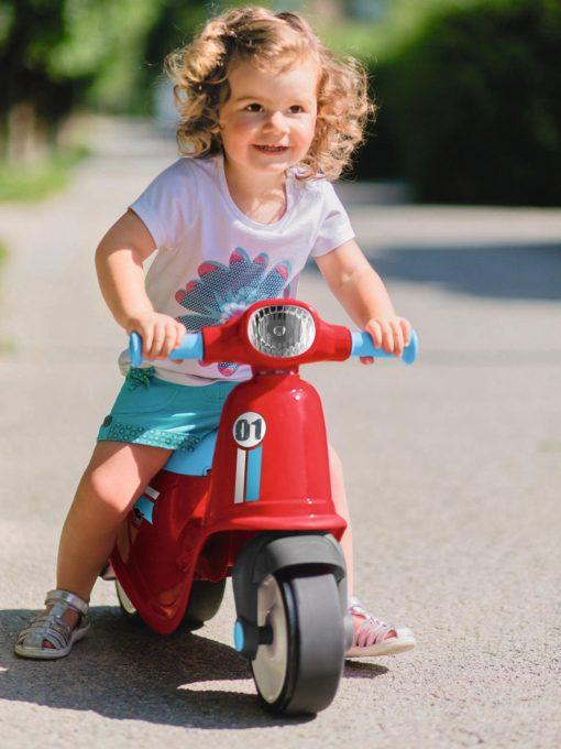 Jeździk, rowerek biegowy, skuter