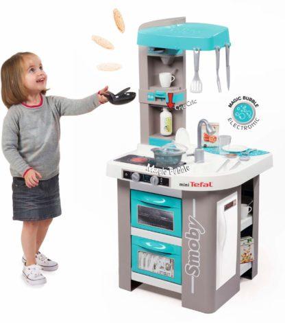 Elektroniczna kuchnia Tefal do zabawy