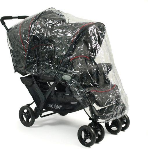 Wózek CHIC4BABY dla rodzeństwa
