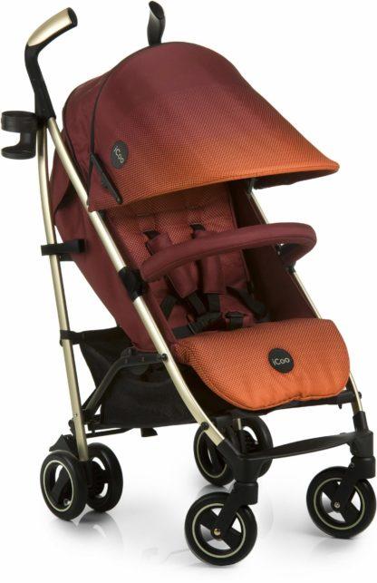 Kompaktowy wózek dziecięcy typu BUGGY Pack , składany