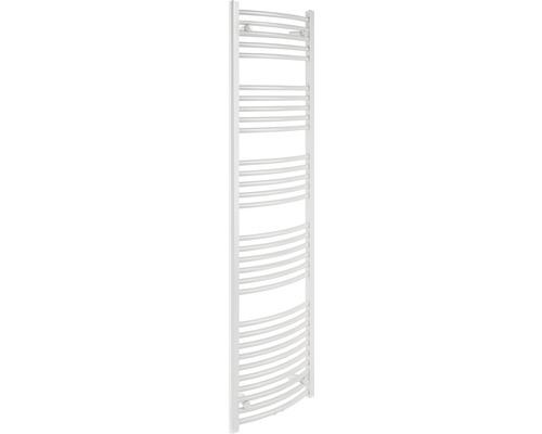 Duży, biały grzejnik łazienkowy 178,5x60 cm