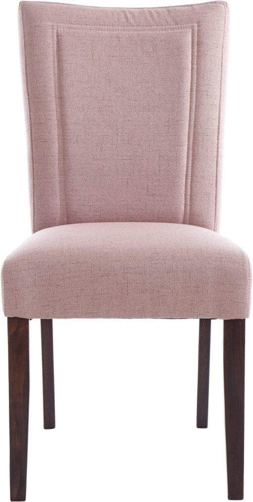 Piękne, eleganckie krzesła w kolorze rosa/wenge