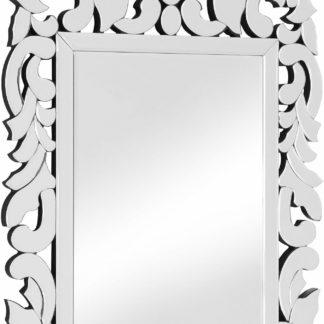 Ekskluzyne, wysokiej jakości lustro z ozdobną ramą