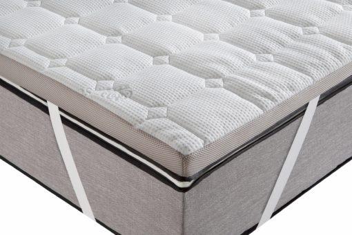 Komfortowy topper/nakładka na materac 180x200cm