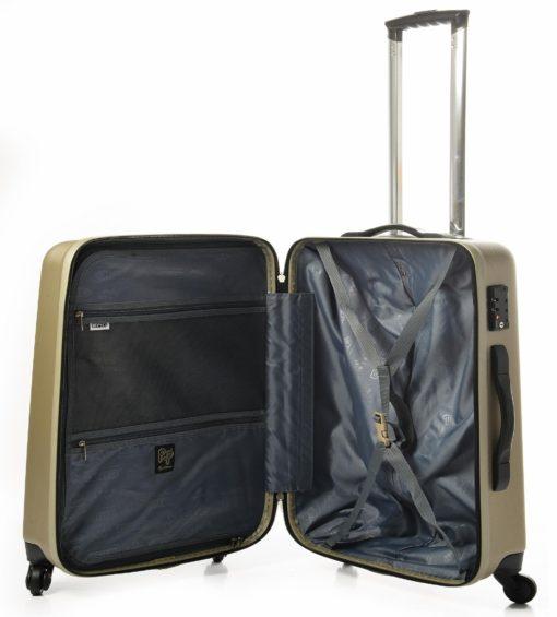 Stylowa i wygodna walizka na kółkach
