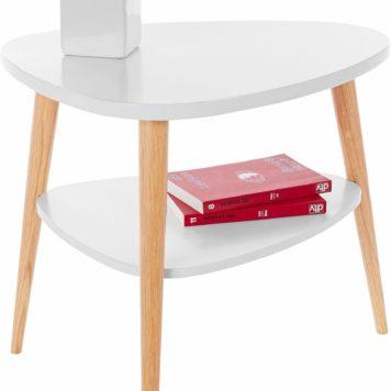 Modny, funkcjonalny stolik w stylu retro