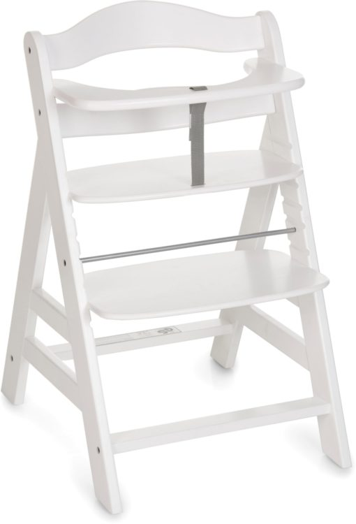 Wysokie krzesełko dziecięce - rośnie wraz z dzieckiem