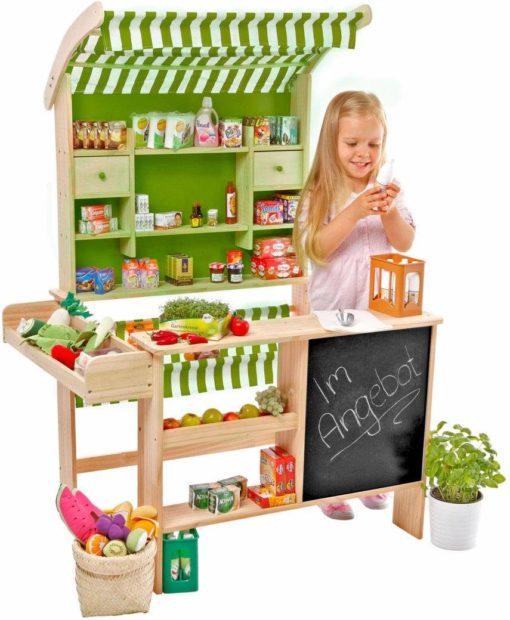 Drewniana zabawka - ekosklep dla dzieci