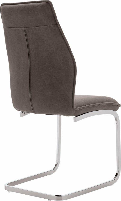 Ponadczasowe krzesła na płozach- 2 sztuki