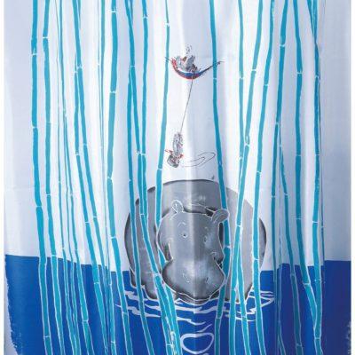 Stelaż do montażu zasłony prysznicowej