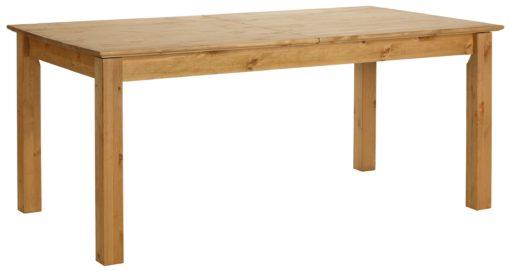 Duży, sosnowy stół, rozkładany