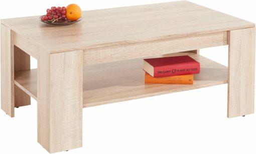 Atrakcyjny stolik kawowy z szufladą