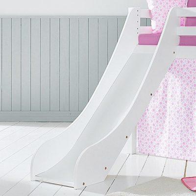 Zjeżdżalnia montowana do łóżka dziecięcego