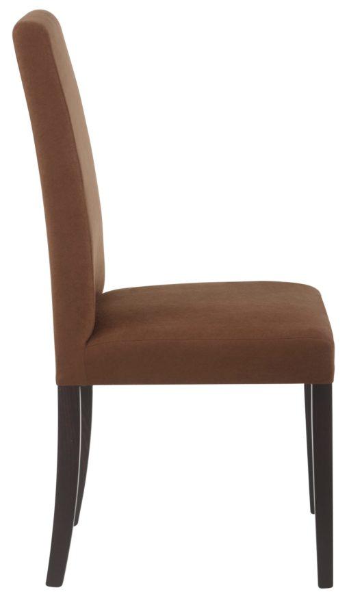 Ponadczasowe, proste krzesła - 2 sztuki