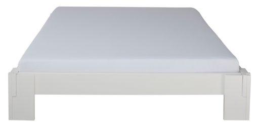 Łóżko futon 140x200 cm ze stelażem