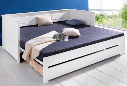 Praktyczne, rozkładane łóżko, także dla 2 osób