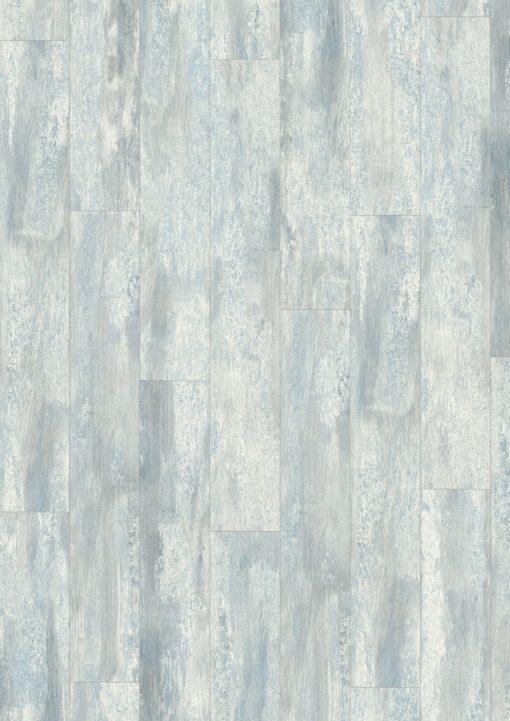 Panele podłogowe w kolorze dąb niebieski