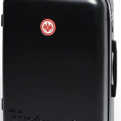 Elegancka, twarda walizka z zamkiem TSA