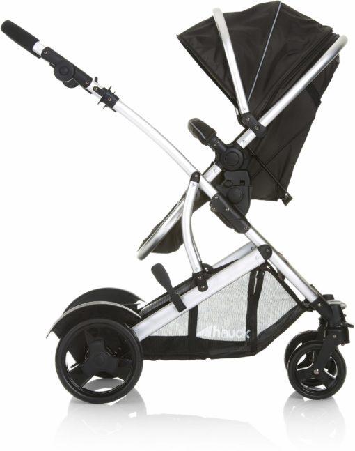 Praktyczny wózek dla rodzeństwa Hauck