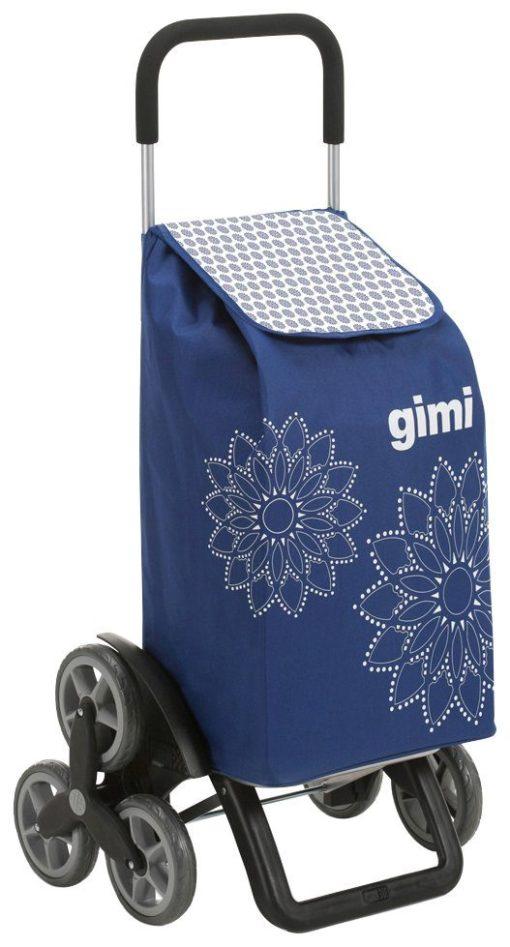Solidna torba na zakupy na kółkach, wózek zakupowy o pojemności 56 litrów