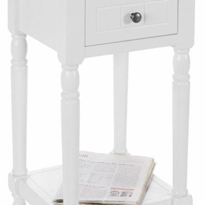Dekoracyjna konsola/stolik z toczonymi nogami