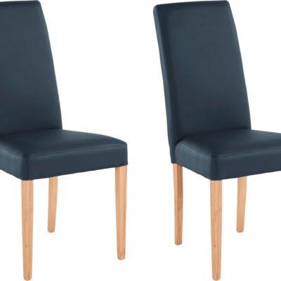Klasyczne krzesła w zestawie 4-rech sztuk