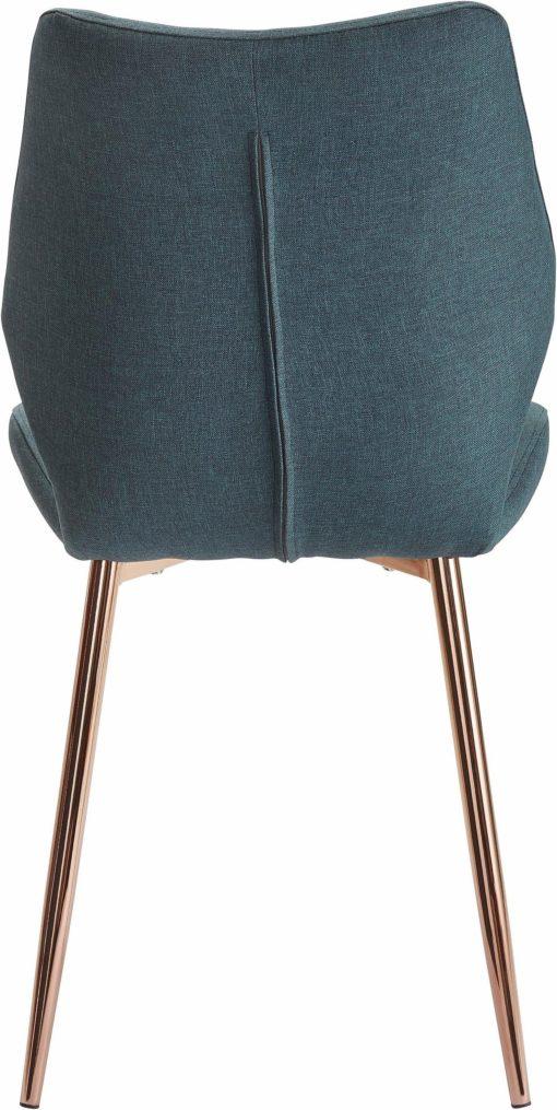 Wyrafinowane krzesła w nowoczesnym stylu - 6 sztuk
