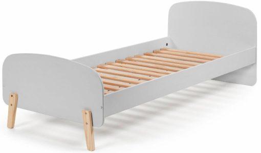 Łóżko dziecięce w stylu retro, 90x200 cm