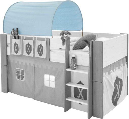 Namiot montowany na łóżko dziecięce