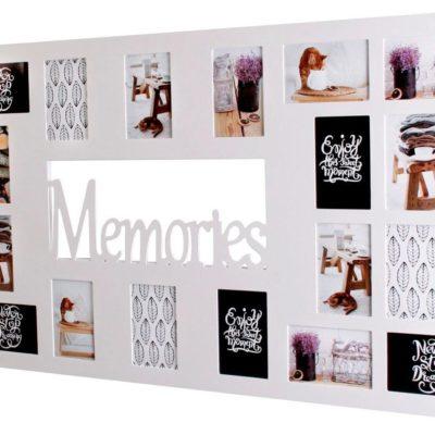 Duża ramka na zdjęcia Memories