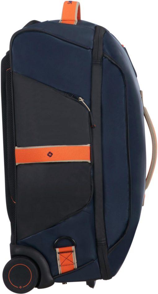 Torba podróżna na kółkach z funkcją plecaka