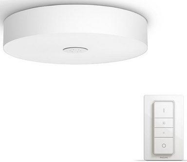 Nowoczesna lampa sufitowa z oświetleniem LED Philips