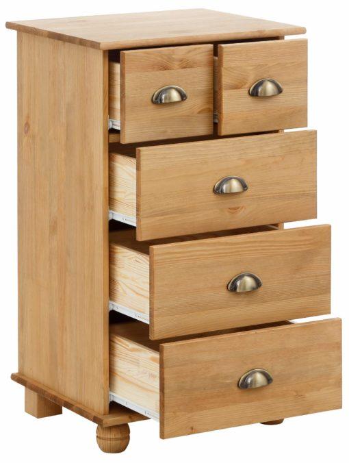 Wspaniała komoda z pięcioma szufladami