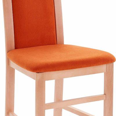 Ponadczasowe krzesła, rama i nogi bukowe