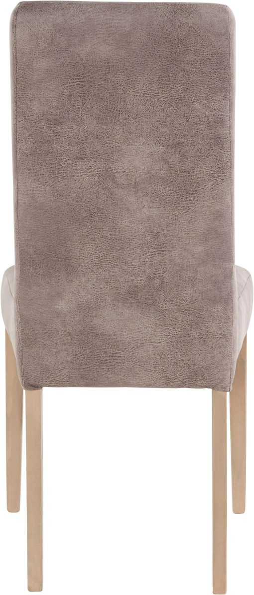 Eleganckie krzesła w zestawie sześciu sztuk