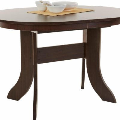 Stylowy, rozkładany stół 120 cm